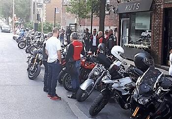 regroupement motos